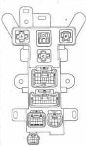 блок Rav4 XA10G