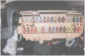блок Toyota Camry V40