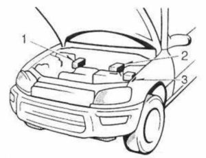 под капотом Toyota Rav4 XA10G