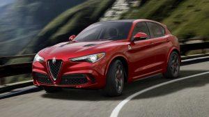 обзор Alfa Romeo Stelvio