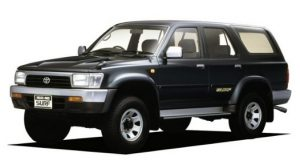 Toyota Hilux Surf, 4Runner