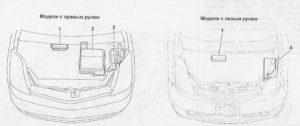 схема Toyota Prius 20