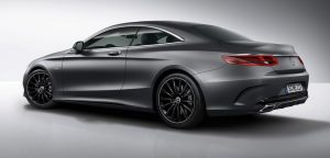 обзор Mercedes Night Edition