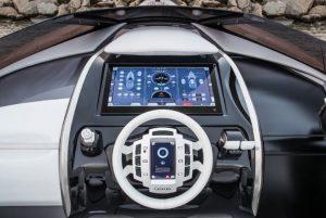 управление Lexus Sport Yacht