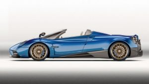 без крыши Huayra Roadster