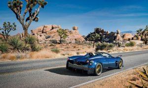 обзор Huayra Roadster