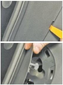 монтажный блок Nissan Juke
