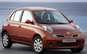 Nissan Micra, March K12