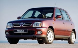 Nissan Micra, March K11