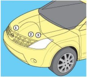 под капотом Nissan Murano Z50