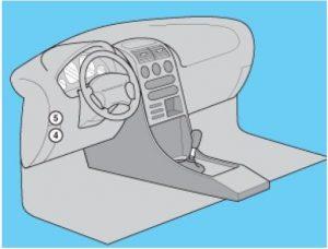 схема Nissan Murano Z50
