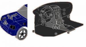схема Nissan Navara