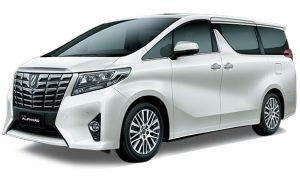 Toyota Alphard ...