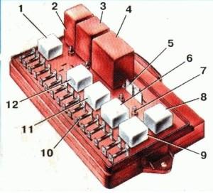 13 300x273 - Схема подключения вентилятора охлаждения ваз 2109 инжектор