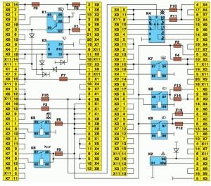 15 300x264 - Схема подключения заднего хода ваз 2109