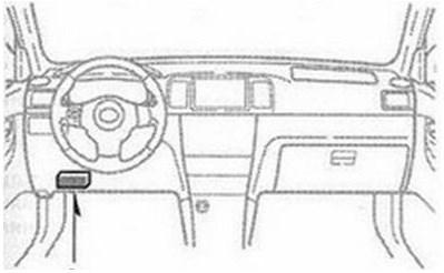 панель Toyota Corolla 120