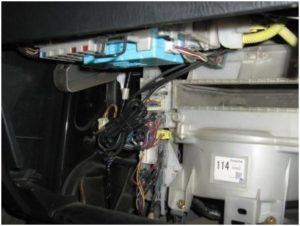 предохранители Toyota Corolla 120