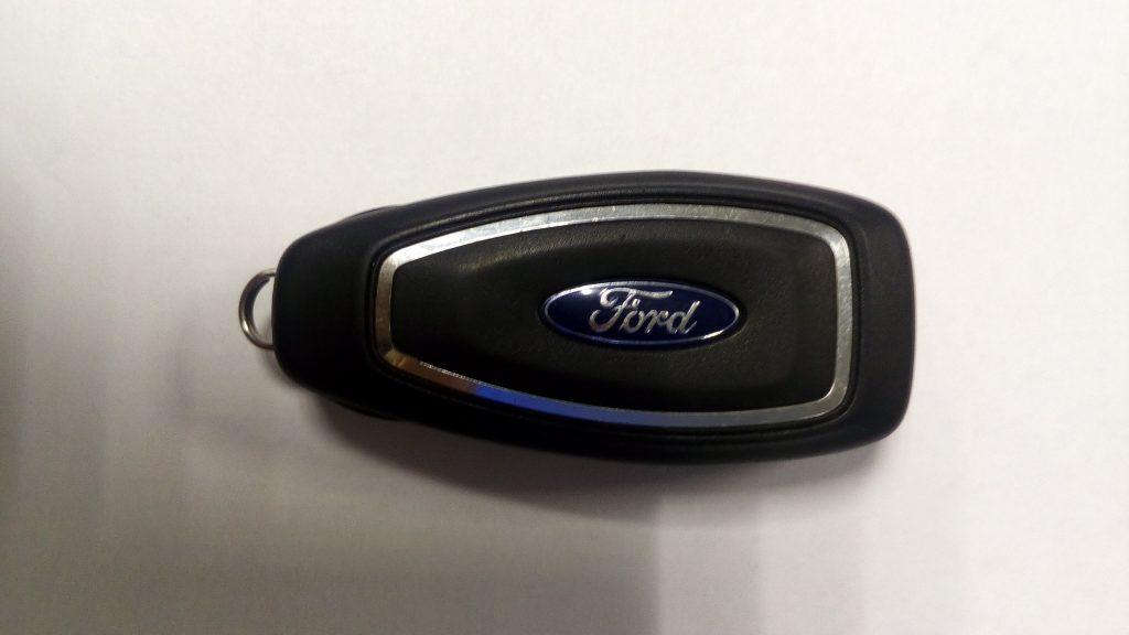ключ куга форд