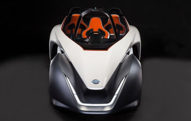 фотообзор Nissan BladeGlider