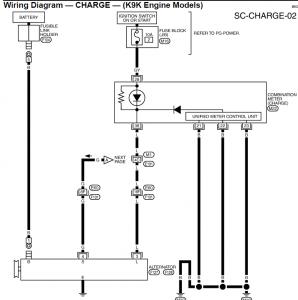 Система зарядки k9k