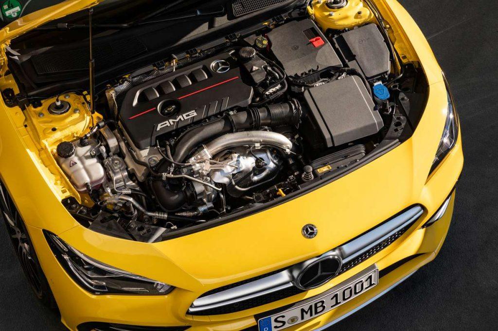 mb 35 turbo engine